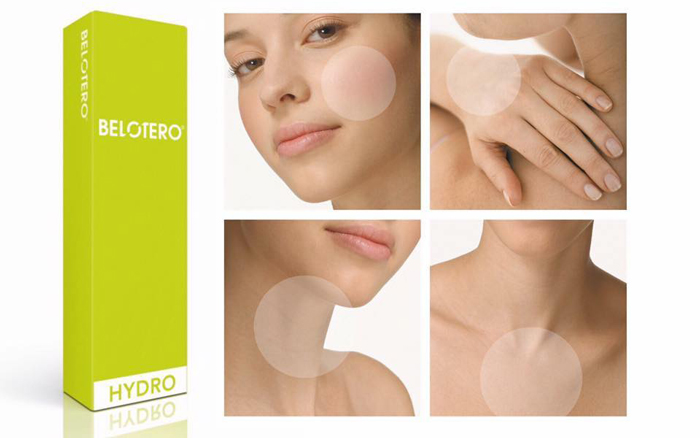 Belotero Hydro — зоны применения ✔️ Лучшая цена | Filler-Shop