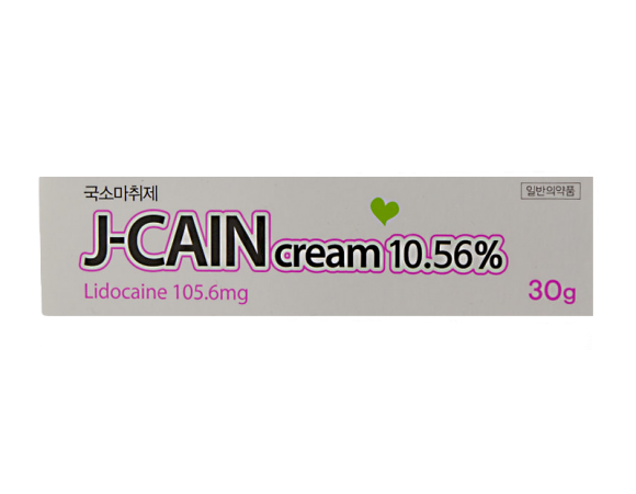 Lidocaine cream 10.56% анестетик крем 30 г